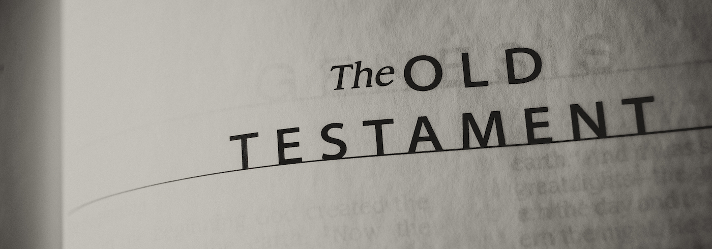 Old Testament Ethics A Guided Tour
