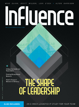 Image of Influence Magazine
